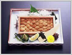 山口県 下関市 下関 名物 生うに 生うに一品料理 生うに 特選