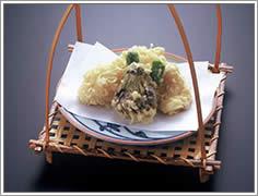 山口県 下関市のふぐの老舗 ふく処 喜多川 ふぐ一品料理 白子天ぷら