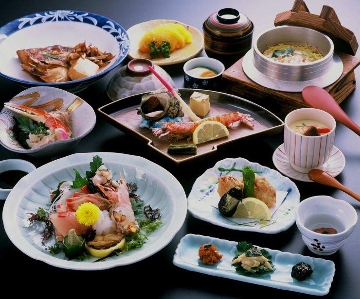 下関市 ふく処喜多川  祝 宴会 法要 はまゆう会席