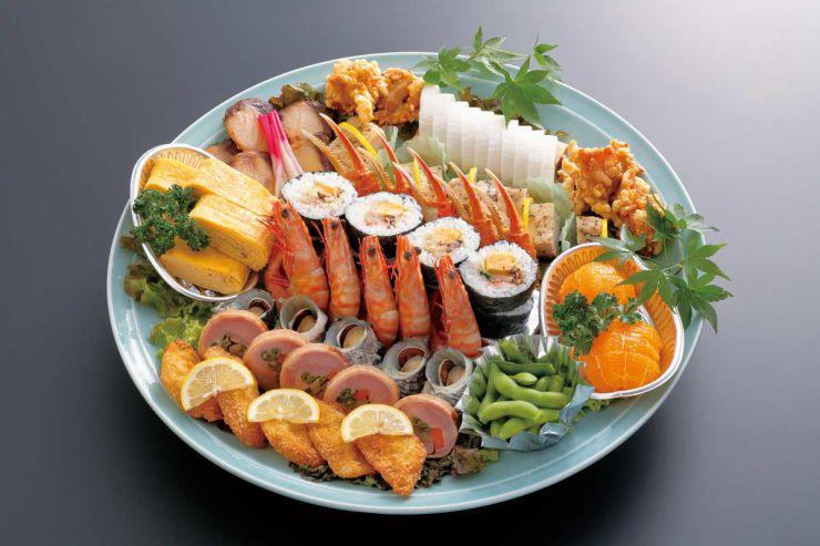 山口県 下関市 ふく処喜多川 鉢盛料理 オードブル すみれ