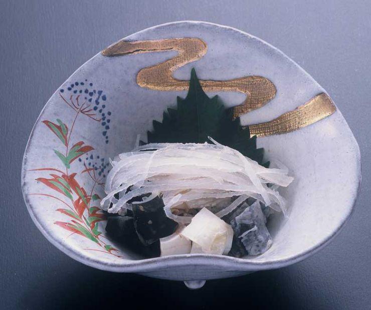 山口県 下関市のふぐの老舗 ふく処 喜多川 ふぐ一品料理ふくの皮