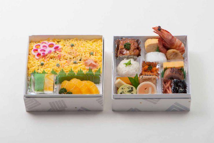 下関市の行楽弁当は、喜多川の行楽弁当