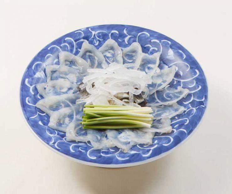 山口県 下関市のふぐの老舗 ふく処 喜多川 ふぐ一品料理 ふく刺し 小