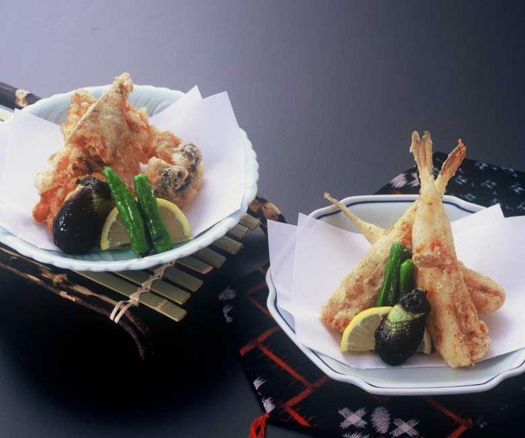 山口県 下関市のふぐの老舗 ふく処 喜多川 ふぐ一品料理 あら唐揚・ふく唐揚