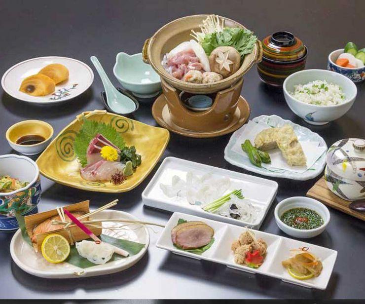 下関市 ふく処喜多川  祝 宴会 法要 歓送迎会プラン